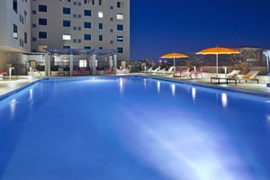 Pool - Holiday Inn Express Hotel & Suites Downtown Austin