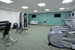Fitness/ Exercise Room - Holiday Inn Express Hotel & Suites Downtown Austin