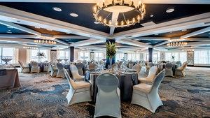 Ballroom - Holiday Inn Waterfront Spring Lake