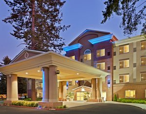 Exterior view - Holiday Inn Express Hotel & Suites Lacey