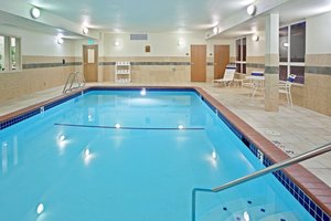 Pool - Holiday Inn Express Hotel & Suites Lacey