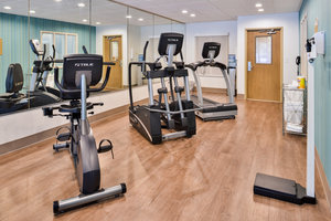 Fitness/ Exercise Room - Holiday Inn Express Hotel & Suites Lacey