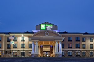 Exterior view - Holiday Inn Express Hotel & Suites Hays