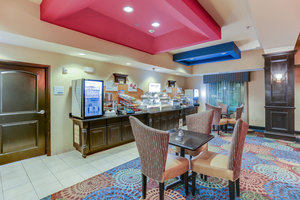 Restaurant - Holiday Inn Express Hotel & Suites Huntsville