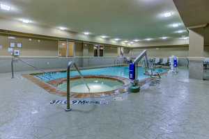 Pool - Holiday Inn Express Hotel & Suites Huntsville