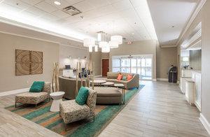 Lobby - Holiday Inn Hotel & Suites Lake City