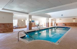 Pool - Holiday Inn Hotel & Suites Lake City