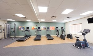 Fitness/ Exercise Room - Holiday Inn Hotel & Suites Lake City