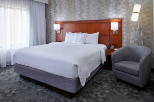 Suite - Courtyard by Marriott Hotel Indianapolis