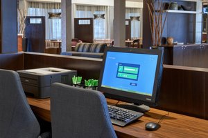 Conference Area - Courtyard by Marriott Hotel Indianapolis