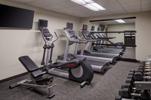 Recreation - Courtyard by Marriott Hotel Indianapolis