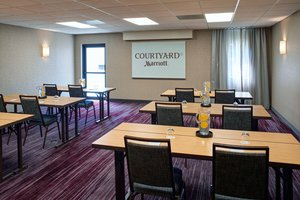 Meeting Facilities - Courtyard by Marriott Hotel Indianapolis