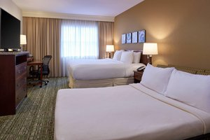 Suite - Marriott Hotel Midway Airport Chicago