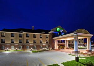 Exterior view - Holiday Inn Express Hotel & Suites East Lansing