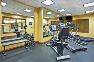 Fitness/ Exercise Room - Holiday Inn Express Hotel & Suites East Lansing