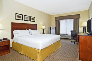Room - Holiday Inn Express Hotel & Suites East Lansing