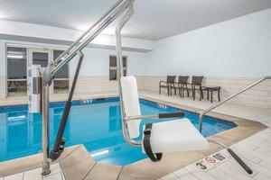 Pool - Holiday Inn Express Hotel & Suites Shawnee