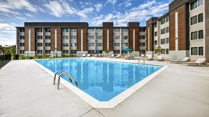 Pool - Holiday Inn Express Airport Expo Center Louisville