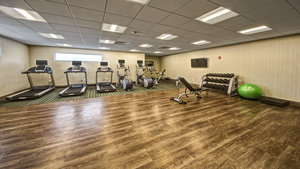 Fitness/ Exercise Room - Holiday Inn Express Airport Expo Center Louisville