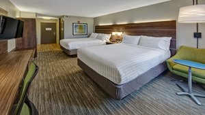 Room - Holiday Inn Express Airport Expo Center Louisville