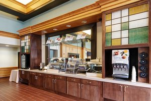 Restaurant - Holiday Inn Express Hotel & Suites Warwick