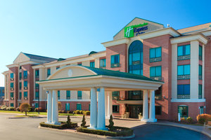 Exterior view - Holiday Inn Express Hotel & Suites Warwick