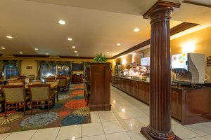 Restaurant - Holiday Inn Express Hotel & Suites Asheville