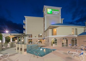 Pool - Holiday Inn Express Hotel & Suites Asheville
