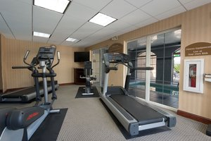 Fitness/ Exercise Room - Holiday Inn Express Hotel & Suites Asheville
