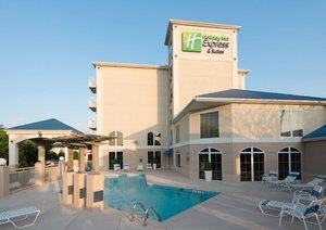 Exterior view - Holiday Inn Express Hotel & Suites Asheville