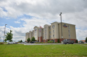 Exterior view - Candlewood Suites Cape Girardeau