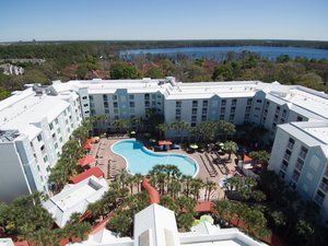 Exterior view - Holiday Inn Resort Lake Buena Vista