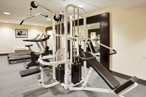 Fitness/ Exercise Room - Holiday Inn Express Hotel & Suites Davie