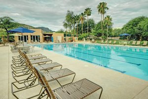 Pool - Starr Pass Golf Suites Tucson