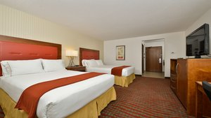 Room - Holiday Inn Express Milford