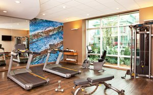 Fitness/ Exercise Room - Hotel Indigo Garden District New Orleans
