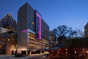 Exterior view - Moxy Hotel by Marriott Midtown Atlanta
