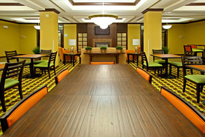 Restaurant - Holiday Inn Express Hotel & Suites Richwood