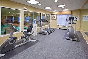 Fitness/ Exercise Room - Holiday Inn Express Hotel & Suites Richwood