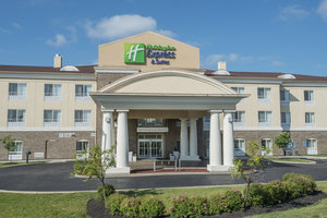 Exterior view - Holiday Inn Express Hotel & Suites Richwood