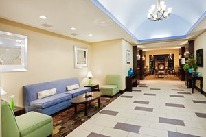 Lobby - Holiday Inn Express Johnson City