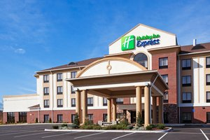 Exterior view - Holiday Inn Express Johnson City