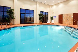 Pool - Holiday Inn Express Johnson City