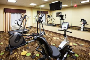 Fitness/ Exercise Room - Holiday Inn Express Johnson City