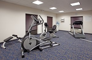 Fitness/ Exercise Room - Holiday Inn Express Hotel & Suites Hope Mills