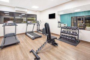 Fitness/ Exercise Room - Holiday Inn Express Airport at Old Town San Diego