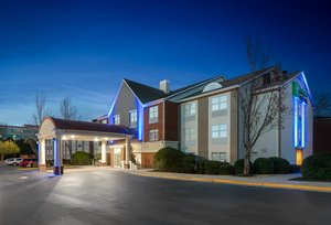 Exterior view - Holiday Inn Express Alpharetta