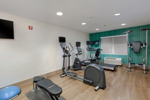 Fitness/ Exercise Room - Holiday Inn Express Alpharetta