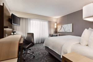 Room - Courtyard by Marriott Hotel Topeka