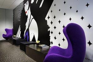 Lobby - Hotel Diva San Francisco